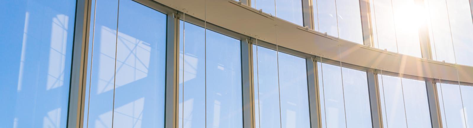 láminas para ventanas edificios